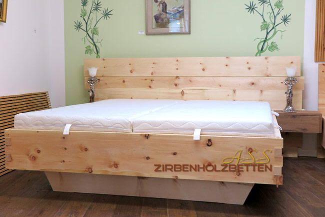 Bett Zirbenholz war schöne design für ihr haus design ideen